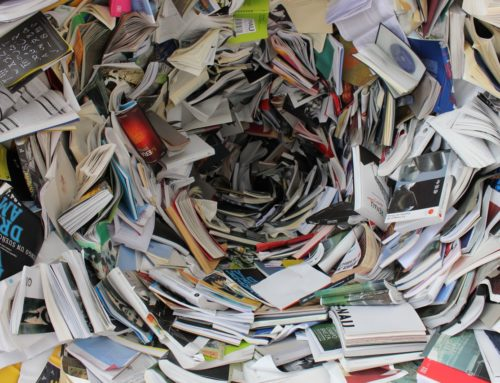 Why Paper is a Waste of Space and an Extremely Useful Productivity Tool