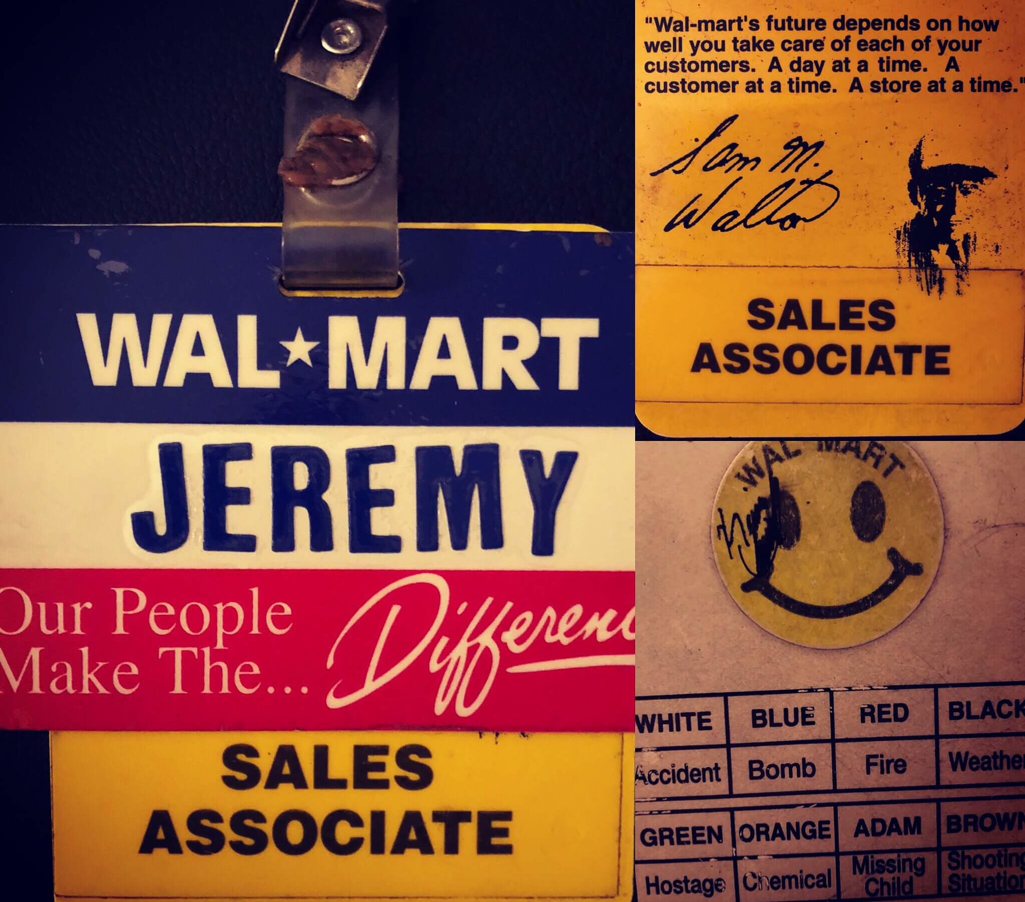 What Pushing Carts at Walmart Taught Me About Company Culture