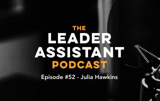 Julia Hawkins Cabinet CEO Leader Assistant