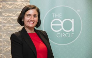Dimitra Zographos Leader Assistant EA Circle Podcast